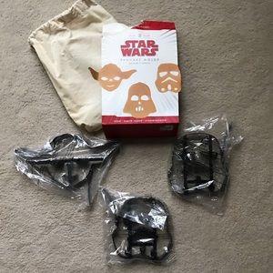 Williams Sonoma Star Wars Pancake Molds